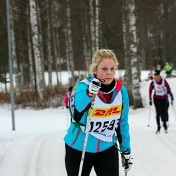 Skiing 30 km - Cecilia Öberg (12593)
