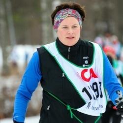 Skiing 30 km - Carolina Augustsson (12293)