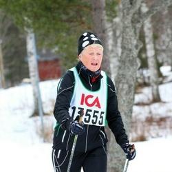 Skiing 30 km - Britt Vidlund (13555)