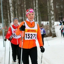 Skiing 30 km - Amanda Bergström (13271)