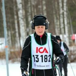 Skiing 30 km - Åsa Lidman (13182)