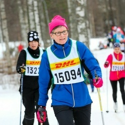 Skiing 30 km - Christina Olsson (15094)