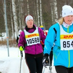 Skiing 30 km - Jennifer Nordlejon (10569)