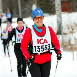 Skiing 30 km - Ann-Charlotte Quennerstedt (13563)