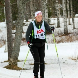 Skiing 30 km - Eila Andersson (14407)