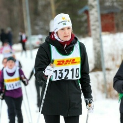 Skiing 30 km - Christina Bojesson (13210)