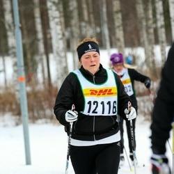 Skiing 30 km - Daniella Kresnik Wiman (12116)