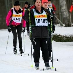 Skiing 30 km - Carin Karlsson (10106)