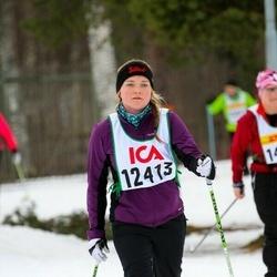 Skiing 30 km - Eleonor Jönsson (12413)