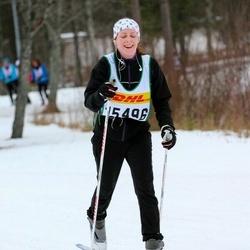 Skiing 30 km - Frida Axelsson (15496)