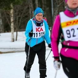 Skiing 30 km - Elisabeth Bergstedt (11115)