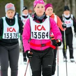 Skiing 30 km - Erika Ingelsson (13564)