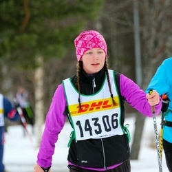 Skiing 30 km - Jeanette Andersson (14306)