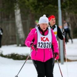 Skiing 30 km - Christina Andersson (12026)