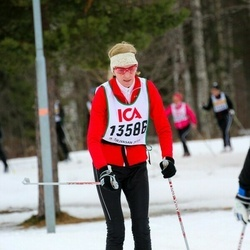 Skiing 30 km - Elisabeth Hammarström (13586)