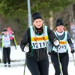 Skiing 30 km - Janina Heinonen (12119)