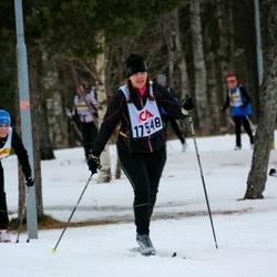 Skiing 30 km - Elisabeth Westin (17548)