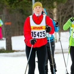 Skiing 30 km - Amanda Walther Nielsen (15425)