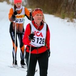 Skiing 30 km - Jenny Sjödin (15128)