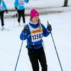 Skiing 30 km - Anna Calleberg (12382)