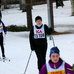 Skiing 30 km - Elina Schubert (13108)