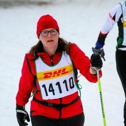 Skiing 30 km - Pia Jacobsson (14110)