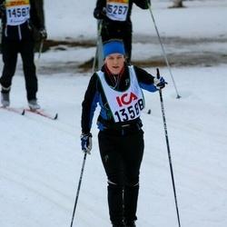 Skiing 30 km - Hanna Wallin (13588)