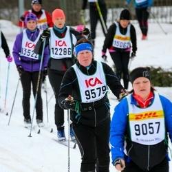 Skiing 30 km - Maria Eliasson (9579)