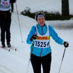 Skiing 30 km - Petra Sernulf (13254)