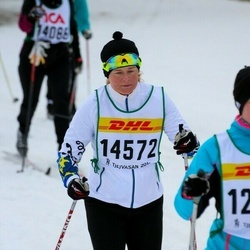 Skiing 30 km - Catharina Söderström (14572)