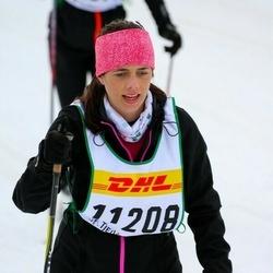 Skiing 30 km - Christina Sjöström (11208)