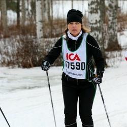 Skiing 30 km - Åsa Öhman (17590)