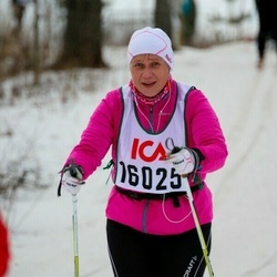 Skiing 30 km - Maria Nilsson (16025)