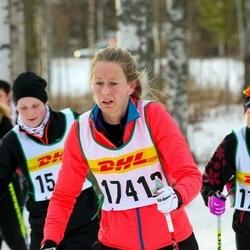 Skiing 30 km - Carina Olsson (17412)