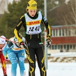 Skiing 30 km - Agnes Berglund (1243)