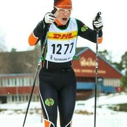 Skiing 30 km - Susanne Liukkonen (1277)