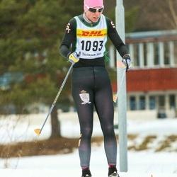 Skiing 30 km - Jennifer Friman (1093)