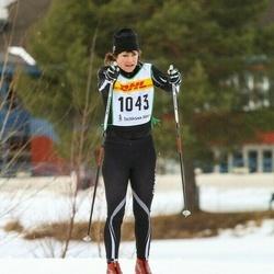 Skiing 30 km - Meta Steinbach Olsson (1043)