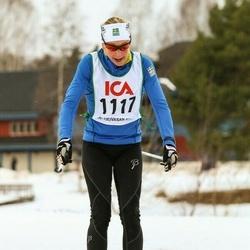 Skiing 30 km - Ingela Gahne (1117)
