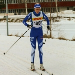 Skiing 30 km - Ebba Björk (1008)