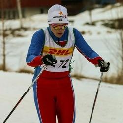 Skiing 30 km - Jennie Bertilsson (1272)