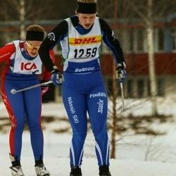 Skiing 30 km - Evelina Lax (1259)