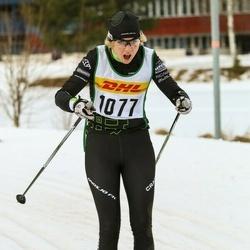 Skiing 30 km - Sara Karlsson (1077)