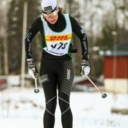 Skiing 30 km - Helena Nilsson (1078)