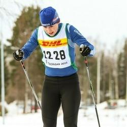 Skiing 30 km - Maria Olsson (1228)
