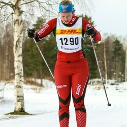 Skiing 30 km - Jenni Hesselberg Indby (1290)