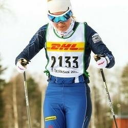 Skiing 30 km - Ellinore Bäckman (2133)