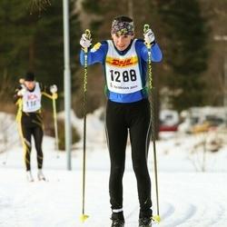 Skiing 30 km - Britta Backlund (1288)