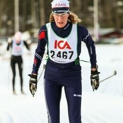 Skiing 30 km - Jeanette Oskarsson (2467)