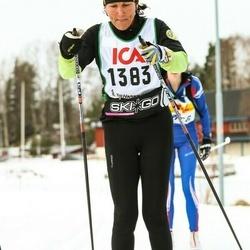 Skiing 30 km - Carina Magnusson (1383)